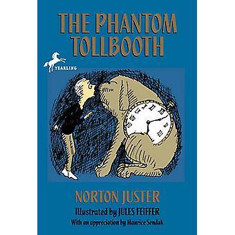 Phantom Tollbooth by Norton Juster - Jules Feiffer - 9780881036961 Bo