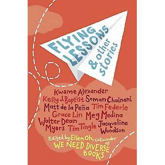 Flying Lessons and Other Stories by Ellen Oh - 9781101934593 Book