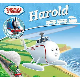 Thomas & Friends-Harold-9781405279789 kirja