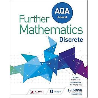 AQA A Level Further Mathematics Discrete by AQA A Level Further Mathe