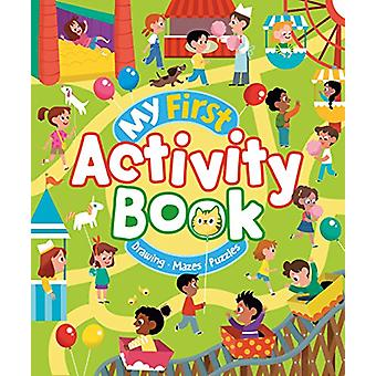 My First Activity Book by Kasia Dudziuk - 9781788283038 Book