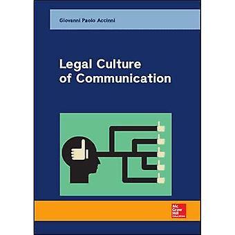 Legal Culture of Communication