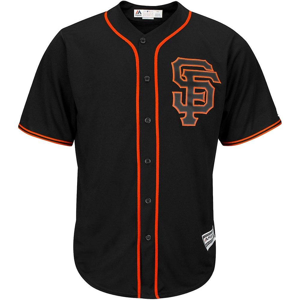 Majestic Athletic Mlb San Francisco Giants Cool Base Alternate Jersey