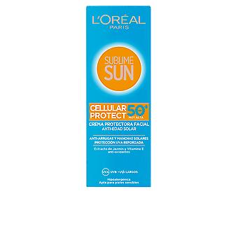 L'Oreal Make Up Sublime Sun Facial Cellular Protect Spf50 75 Ml Unisex