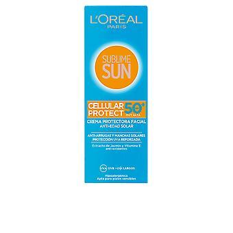 L ' Oreal Make Up Sublime Sun Gesichtsbehandlung Cellular schützen Spf50 75 Ml Unisex