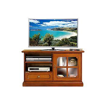 TV cabinet Door window style 1 Door 1 drawer