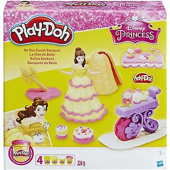 Play-Doh Disney Princess-wees onze gast