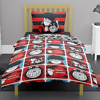 Beano Dennis And Gnasher Single Duvet Cover