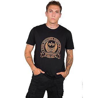 Alpha Industries Miesten T-paita vuosi päivä
