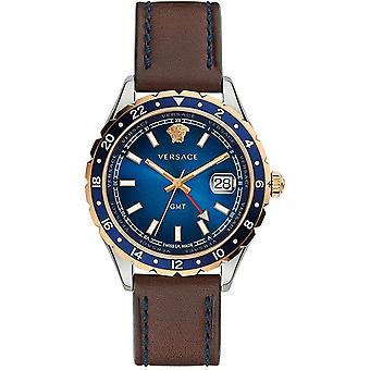 Relógio Versace V11080017 Hellenyium GMT para homem