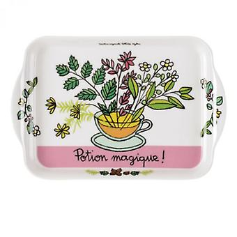 Derrière la Porte Lynda tray Potion Magique (Kitchen , Household , Trays)