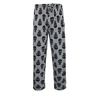 Punisher Skulls All-Over Print Men's Pajama Pants