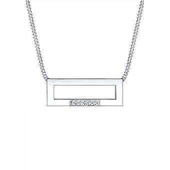 Elli Premium sølv anheng halskjede 0112750117_45