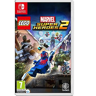 INTERRUTTORe LEGO Marvel Super Heroes 2