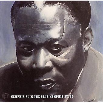 Memphis Slim - blå Memphis Suite [CD] USA import