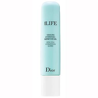 Christian Dior Hydra Life Cooling Hydration Sorbet Eye Gel 0.5oz / 15ml