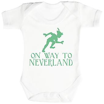 On Way To Neverland - Baby Bodysuit