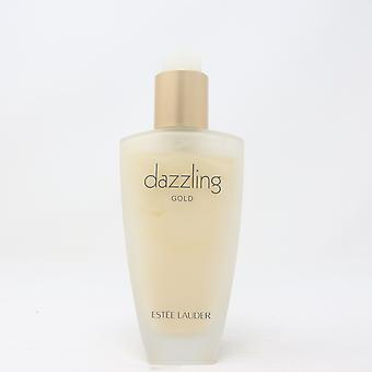 Estee Lauder Dazzling Gold Body Lotion  3.4oz/100ml New Withoutbox