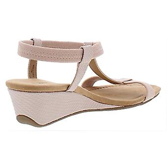 Alfani Womens Voyage Open Toe Casual Platform Sandals, Dusty Rose, Size 10.5 ...