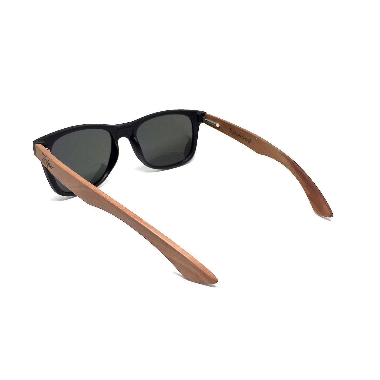 Eyewood Sunglasses - Wayfarer - Amethyst