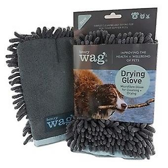 Henry Wag Dog Noodle Drying Glove Towel