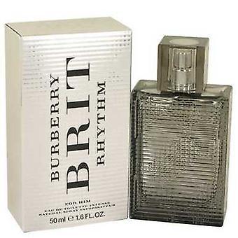 Burberry Brit Rhythm intense door Burberry Eau de Toilette Spray 1,7 oz (mannen) V728-536939