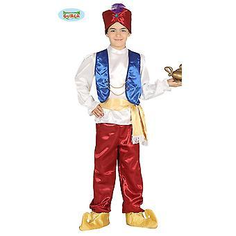 Ladrão de menino deserto árabe traje Wonderland conto de carnaval Carnaval Orient gênio Aladim