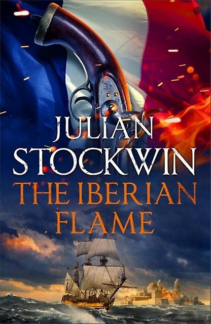 Iberian Flame by Julian Stockwin