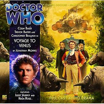 Voyage to Venus by Jonathan Morris & Performed by Colin Baker & Performed by Christopher Benjamin & Performed by Trevor Baxter & Director Ken Bentley