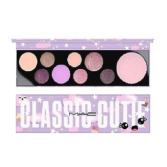 Mac klassiska cutie Eye Shadow palett