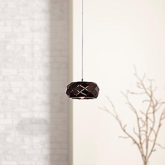 CRUST 1 Mini Pendant Lighting Black