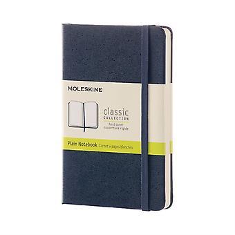 Moleskine Sapphire Blue Pocket Plain Not by Moleskine