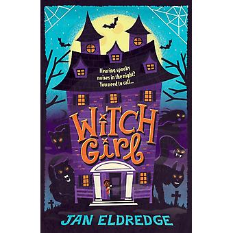 Witch Girl by Jan Eldredge