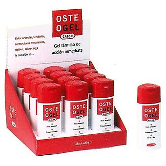 Master Diet Osteo Gel Heat (Extra Strong) Gel 150 ml.