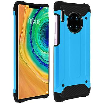 Defender II Series Protection Case Huawei Mate 30 Pro - Drop proof Blue