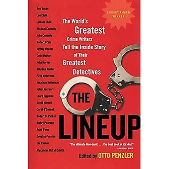 The Lineup: The World-apos;s Greatest Crime Writers Tell the Inside Story of Their Greatest Detectives (en)