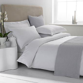 Microstripe 300 Thread Egyptian Cotton Sateen Bedlinen. Add to Basket to apply your 40% discount