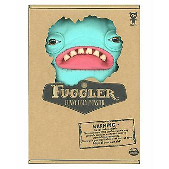 Fuggler - Medium hässlich lustige Monster - Weitäugige Weirdo - Türkis
