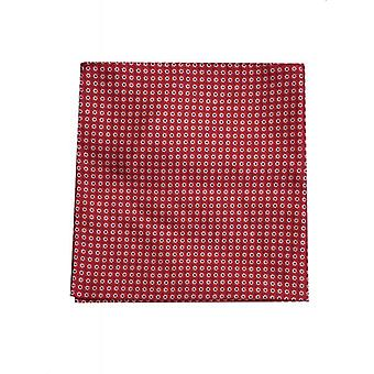 Hugo Boss Pocket Square Rot 100 % Seide 50386869