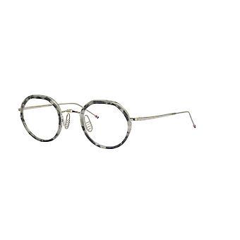 Thom Browne TBX911 03 Grey Tortoise-Silver Glasses