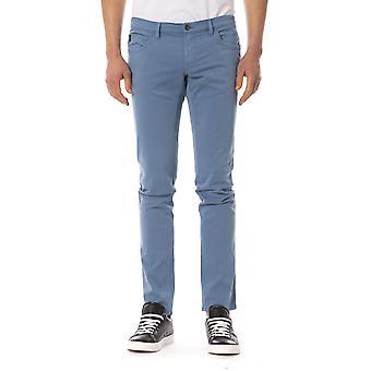 Men's Light Blue Trussardi Jeans