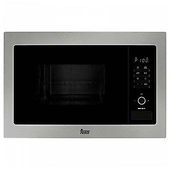 Built-in microwave with grill Teka MWE225 25 L 900W black steel stainless