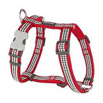 Red Dingo Dog Harness Fang It Red (Dogs , Collars, Leads and Harnesses , Harnesses)