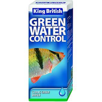 Контроль воды зеленый британский король (рыба, обслуживание, содержание воды)