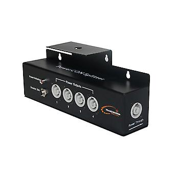 Transcension Neutrik Powercon Distributør