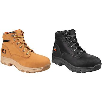 Timberland Pro Mens Workstead Lace Up Safety Boot