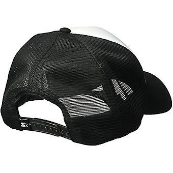 Starter Women's Mesh-Back Trucker Cap, , White/Black, Size One Size