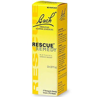 Bach rescue remedy, natural stress relief, liquid, 0.7 oz