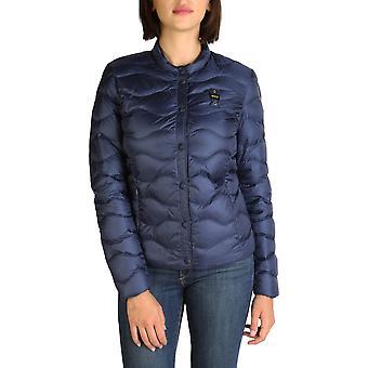 Blauer Original Women Fall/Winter Jacket - Blue Color 35688