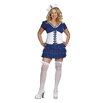 Women Sexy Shes on Sail Costume